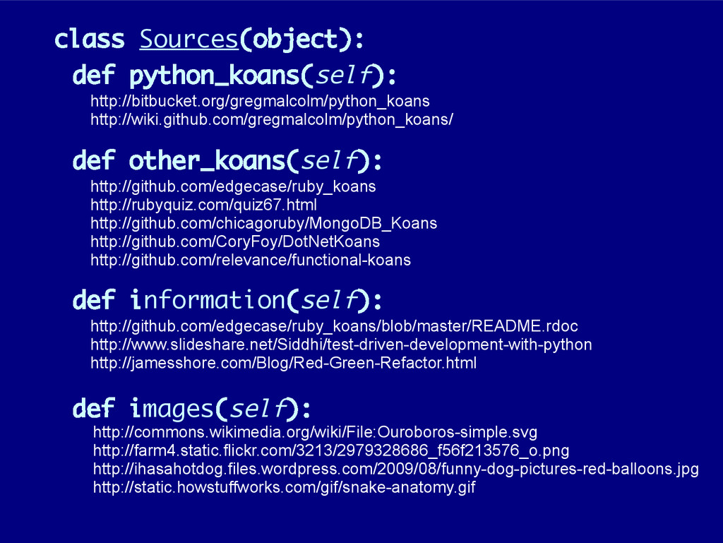 class Sources(object): http://commons.wikimedia...