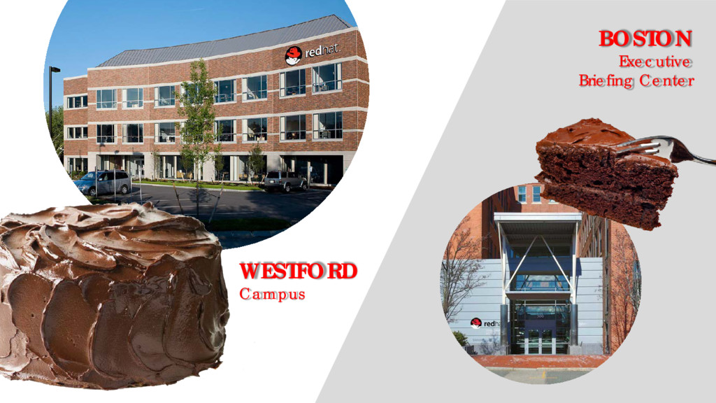 WESTFORD Campus BOSTON Executive Briefing Center