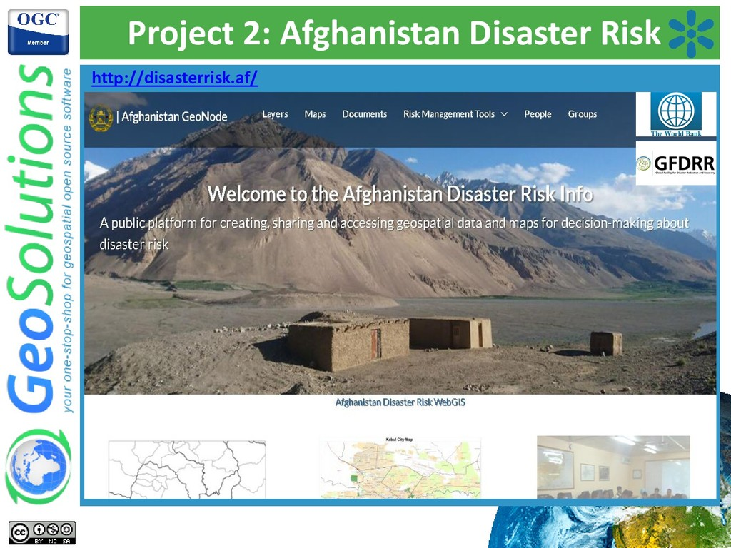 Project 2: Afghanistan Disaster Risk http://dis...