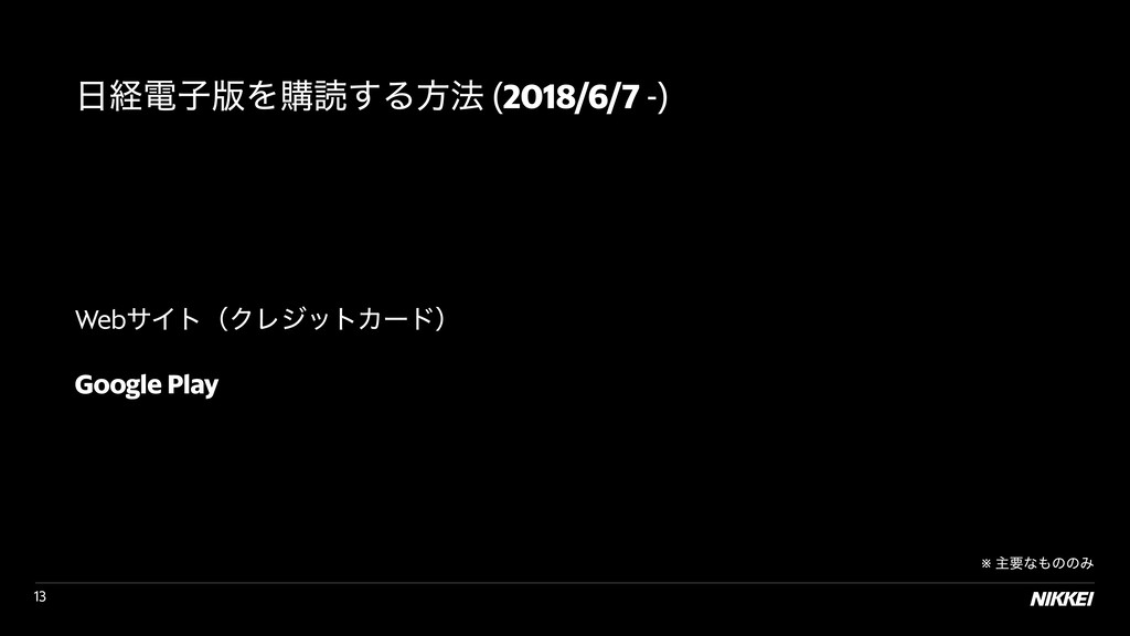 !13 ܦిࢠ൛Λߪಡ͢Δํ๏ (2018/6/7 -) WebαΠτʢΫϨδοτΧʔυʣ ...