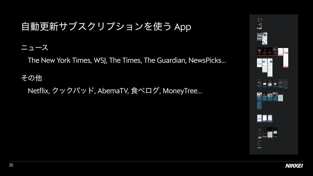 !25 ࣗಈߋ৽αϒεΫϦϓγϣϯΛ͏ App χϡʔε ɹThe New York Ti...