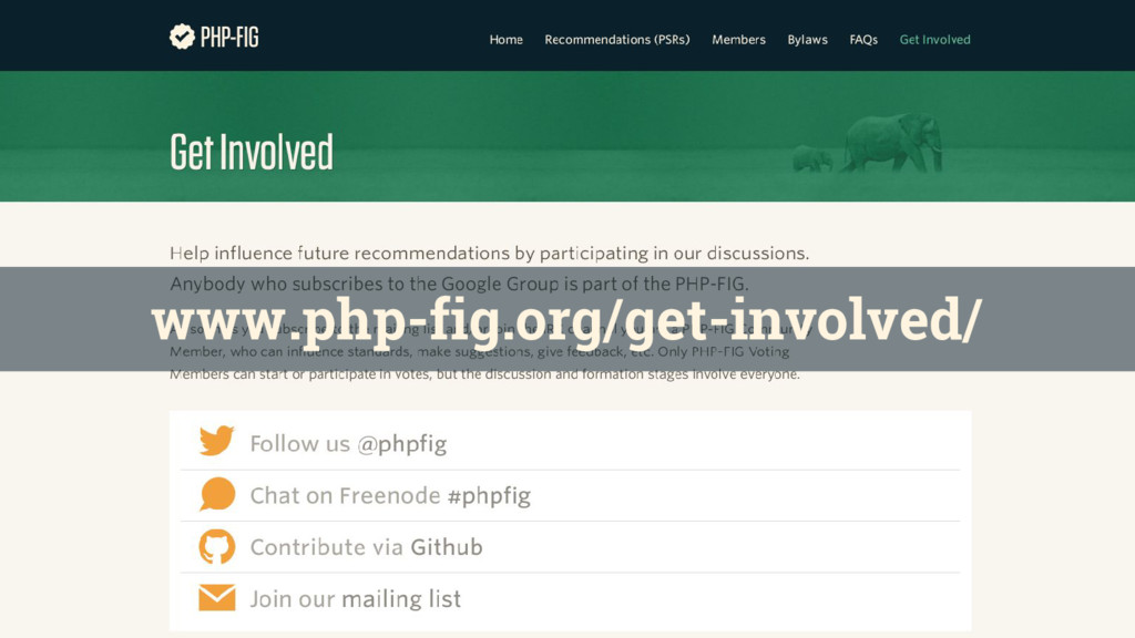 www.php-fig.org/get-involved/