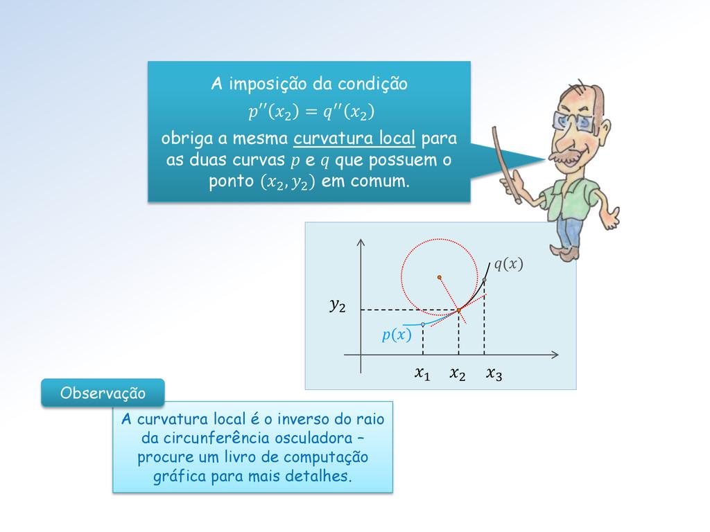 p() q() 2 2 3 1 A imposição da condição ′′ 2 = ...