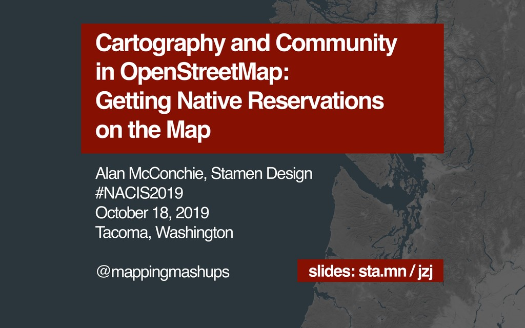 Cartography and Community in OpenStreetMap: Get...