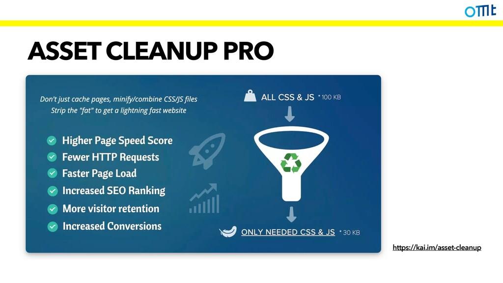 ASSET CLEANUP PRO https://kai.im/asset-cleanup