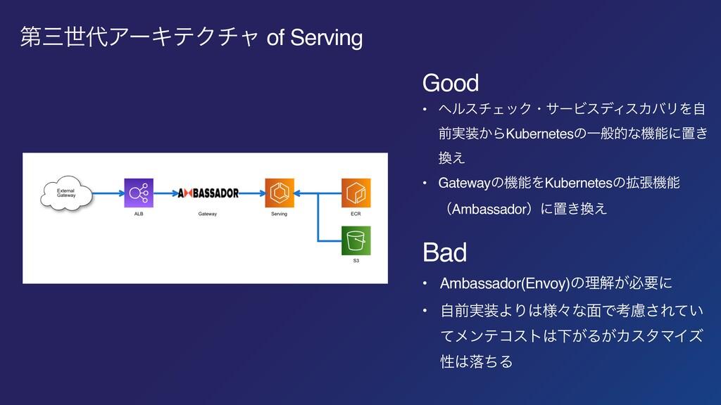 ୈੈΞʔΩςΫνϟ of Serving Good • ϔϧενΣοΫɾαʔϏεσΟεΧό...