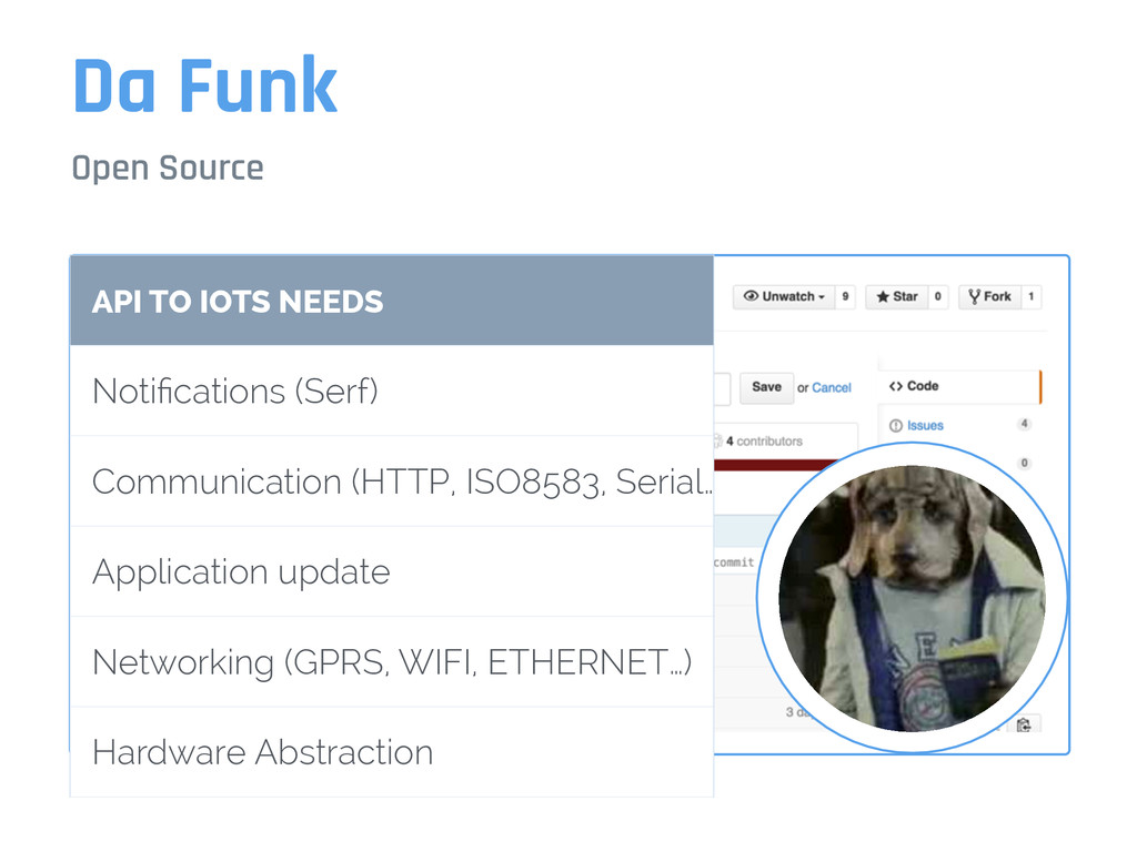 Da Funk Open Source API TO IOTS NEEDS Notificati...