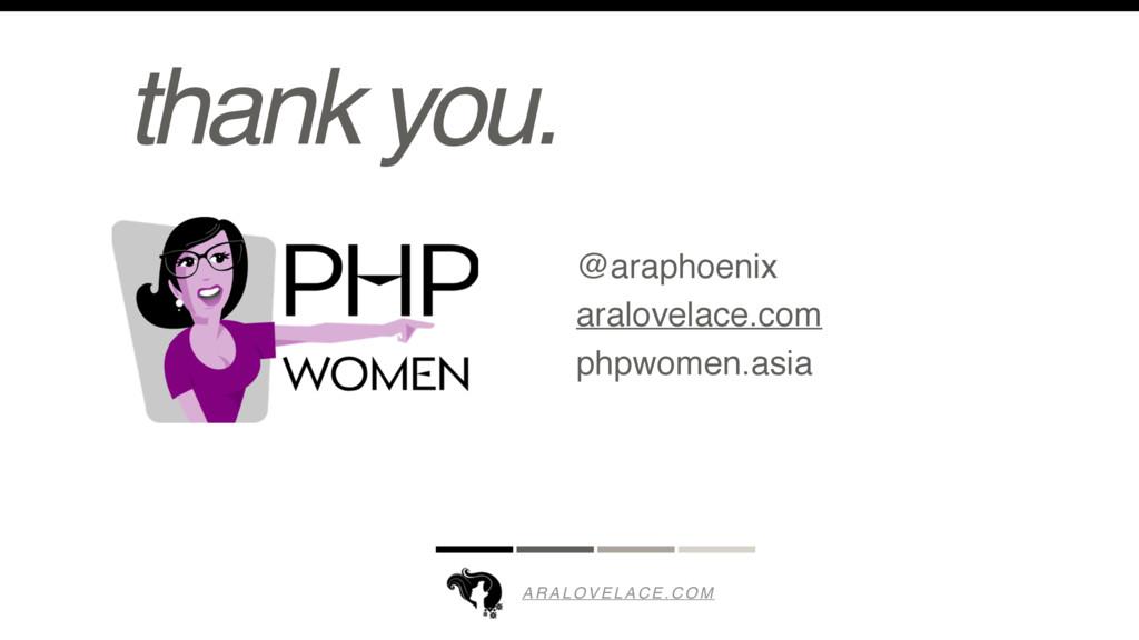 ARALOVELACE.COM thank you. @araphoenix aralovel...