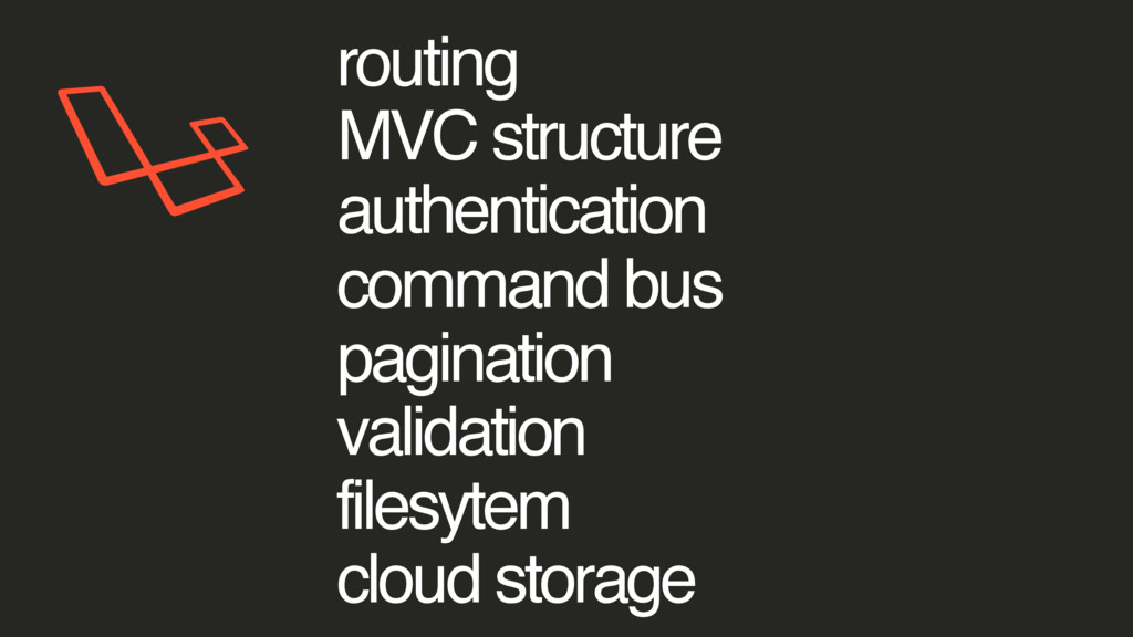 routing MVC structure authentication command bu...