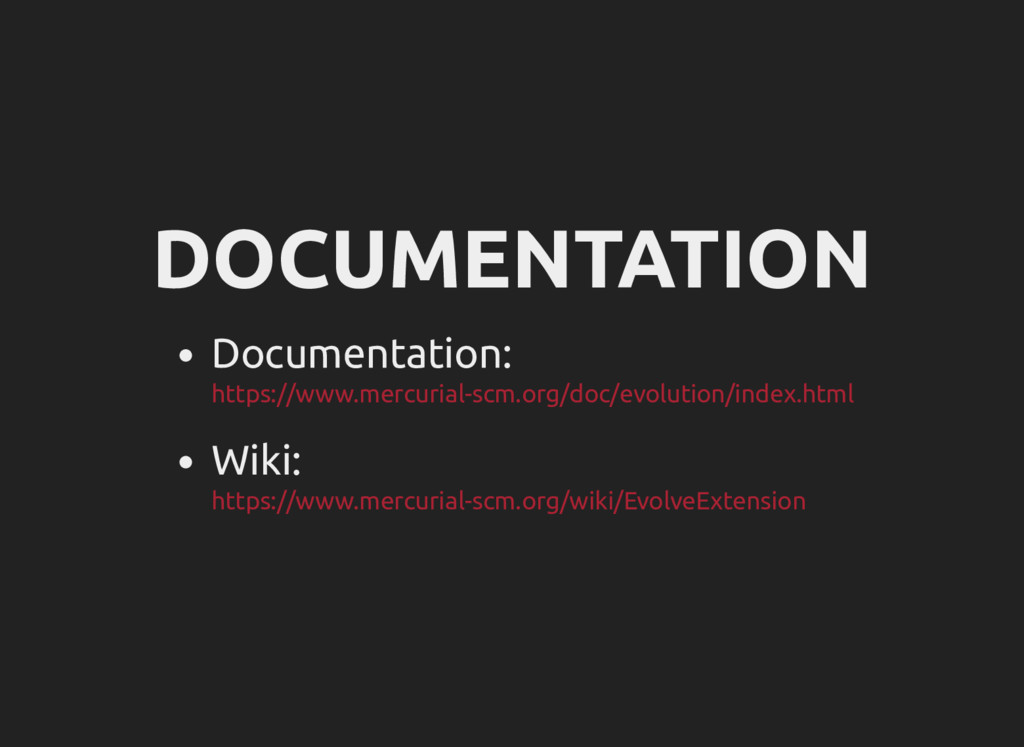 DOCUMENTATION Documentation: Wiki: https://www....