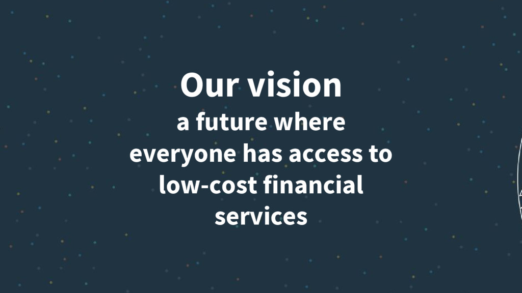 Our vision a future where everyone has access t...