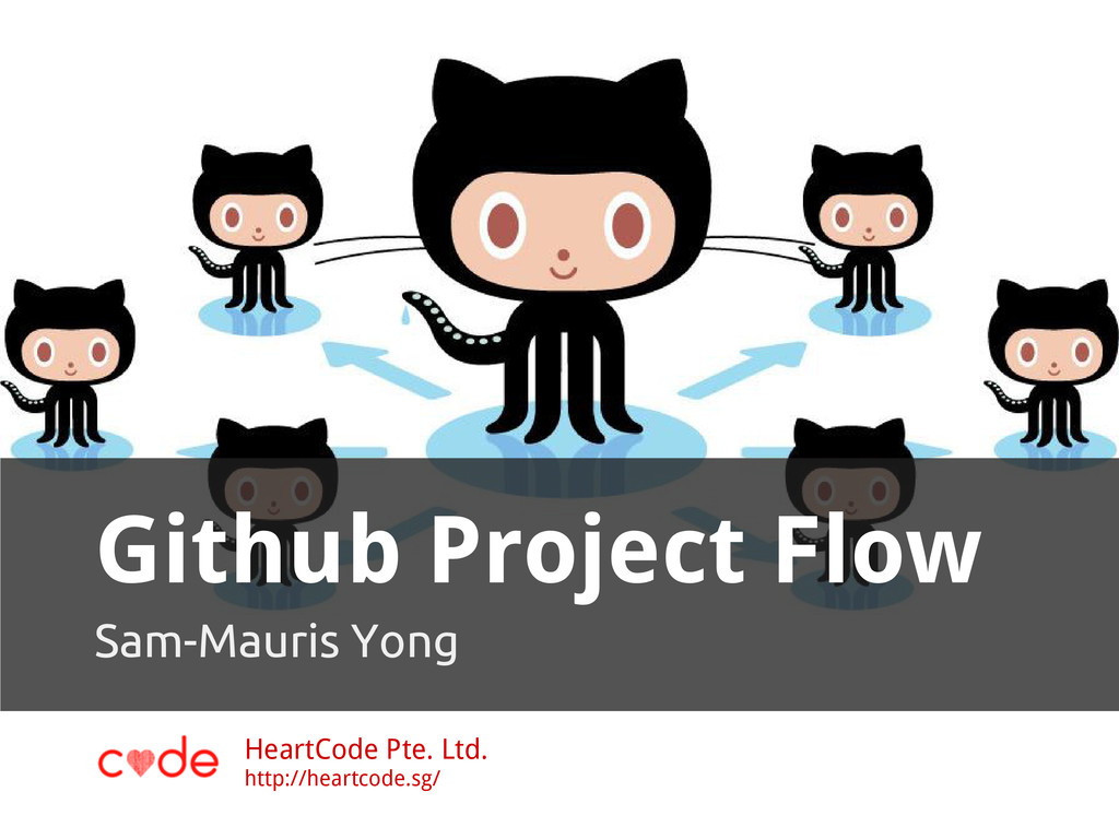 Github Project Flow Sam-Mauris Yong HeartCode P...