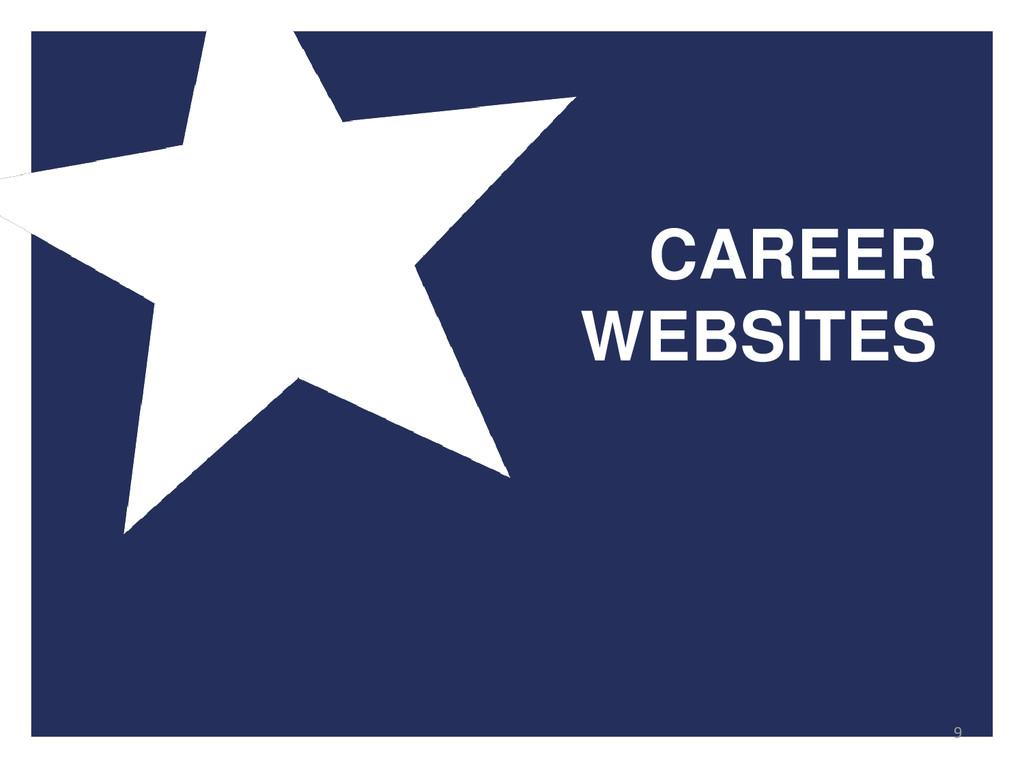 CAREER WEBSITES 9
