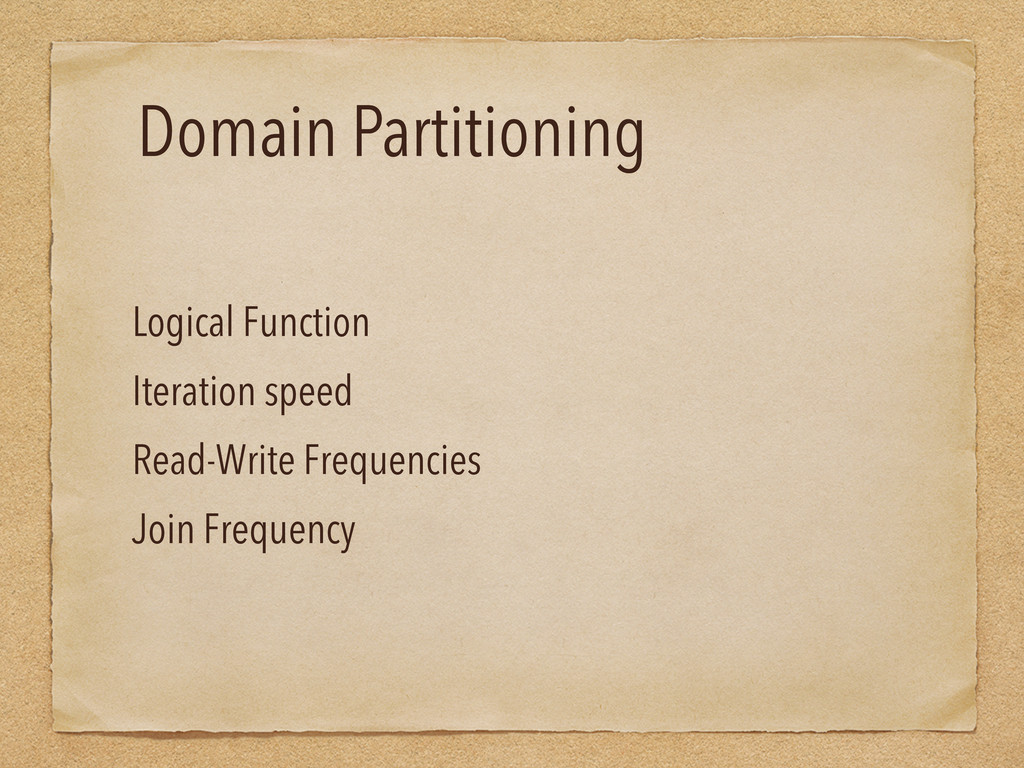 Domain Partitioning Logical Function Iteration ...
