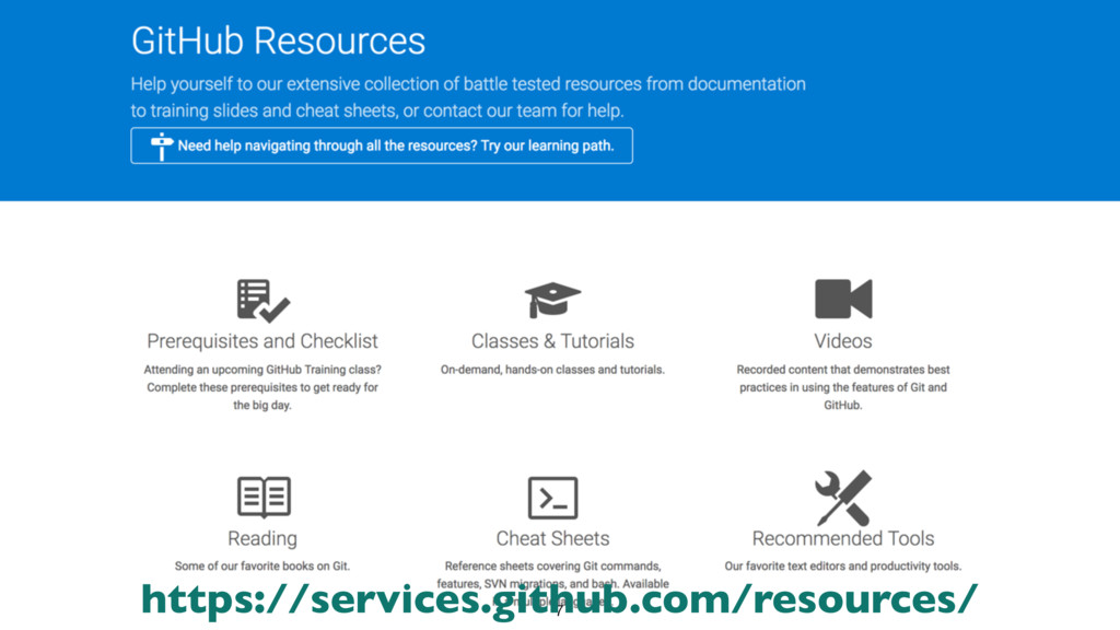 https://services.github.com/resources/