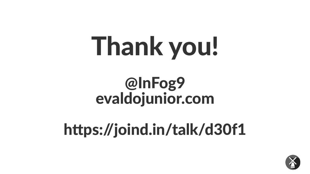 Thank you! @InFog9 evaldojunior.com https:/ /jo...