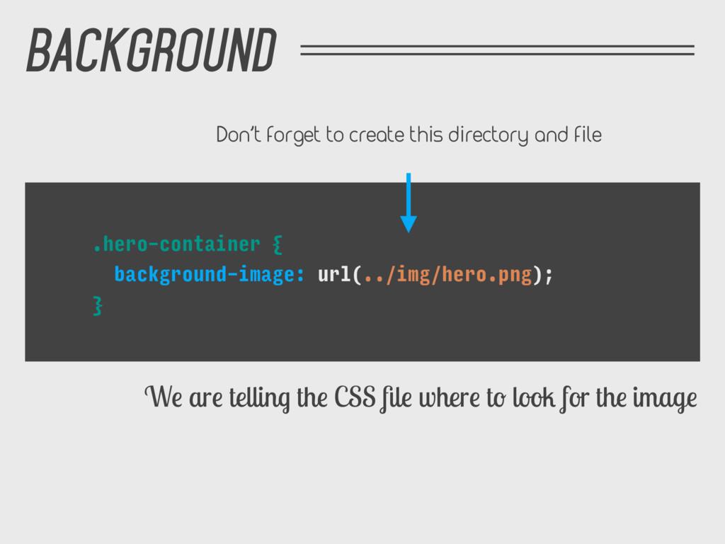 .hero-container { background-image: url(../img/...