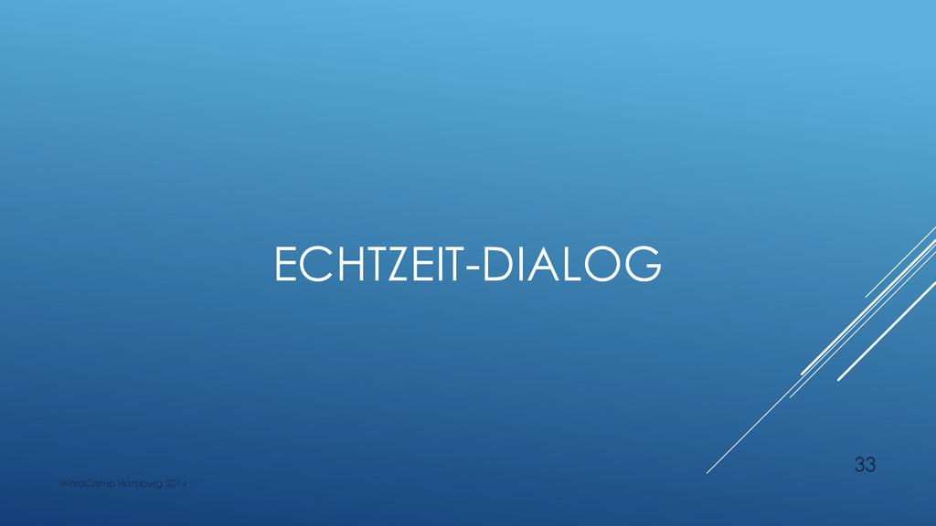 ECHTZEIT-DIALOG WordCamp Hamburg 2014 33