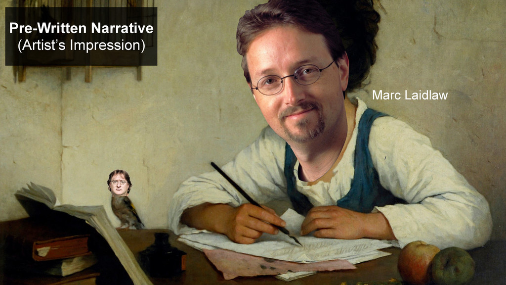 Pre-Written Narrative (Artist's Impression) Mar...