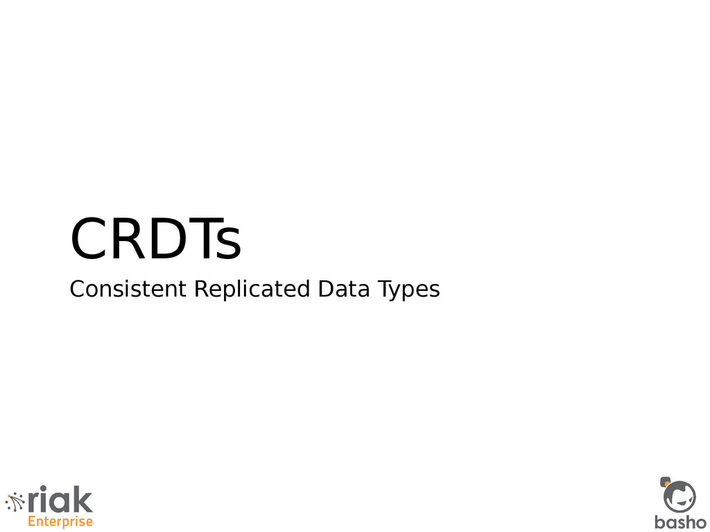 CRDTs Consistent Replicated Data Types