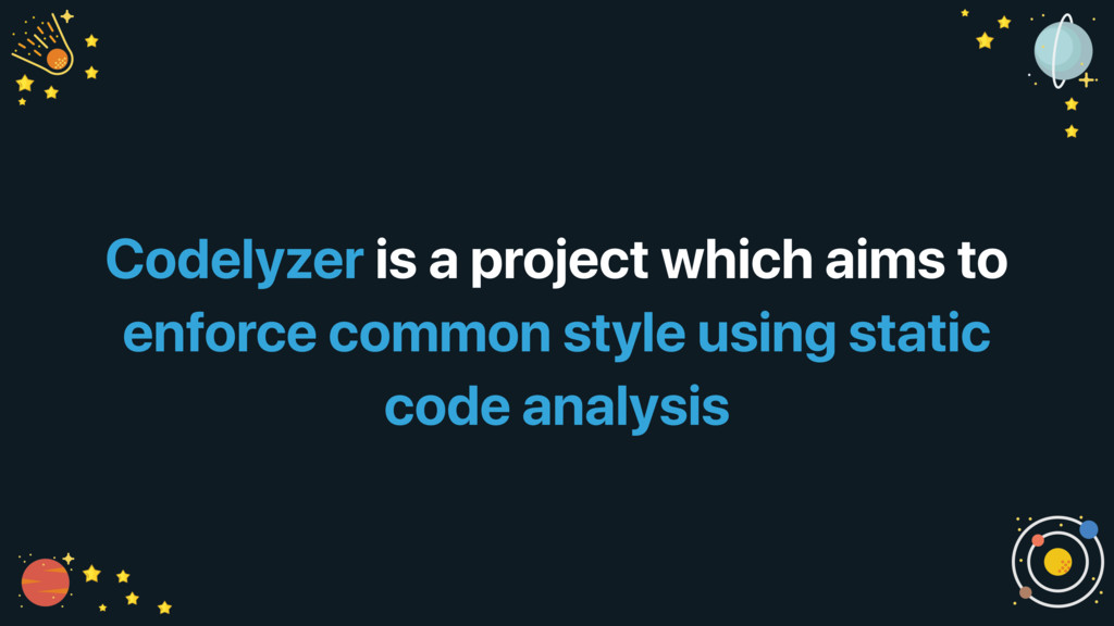 Codelyzer is a project which aims to enforce co...