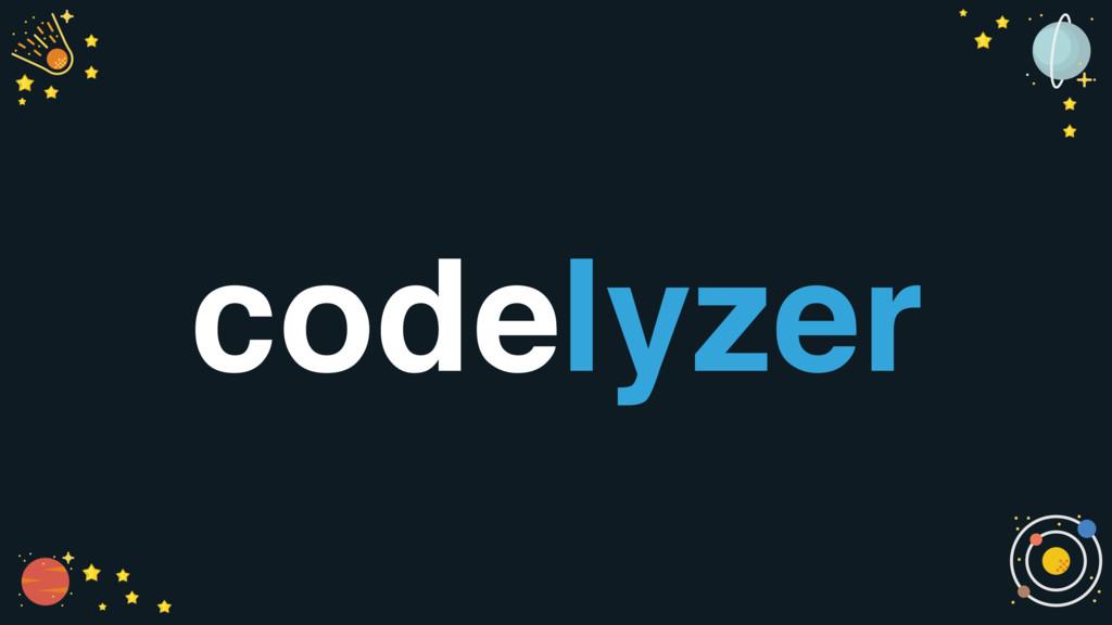 codelyzer