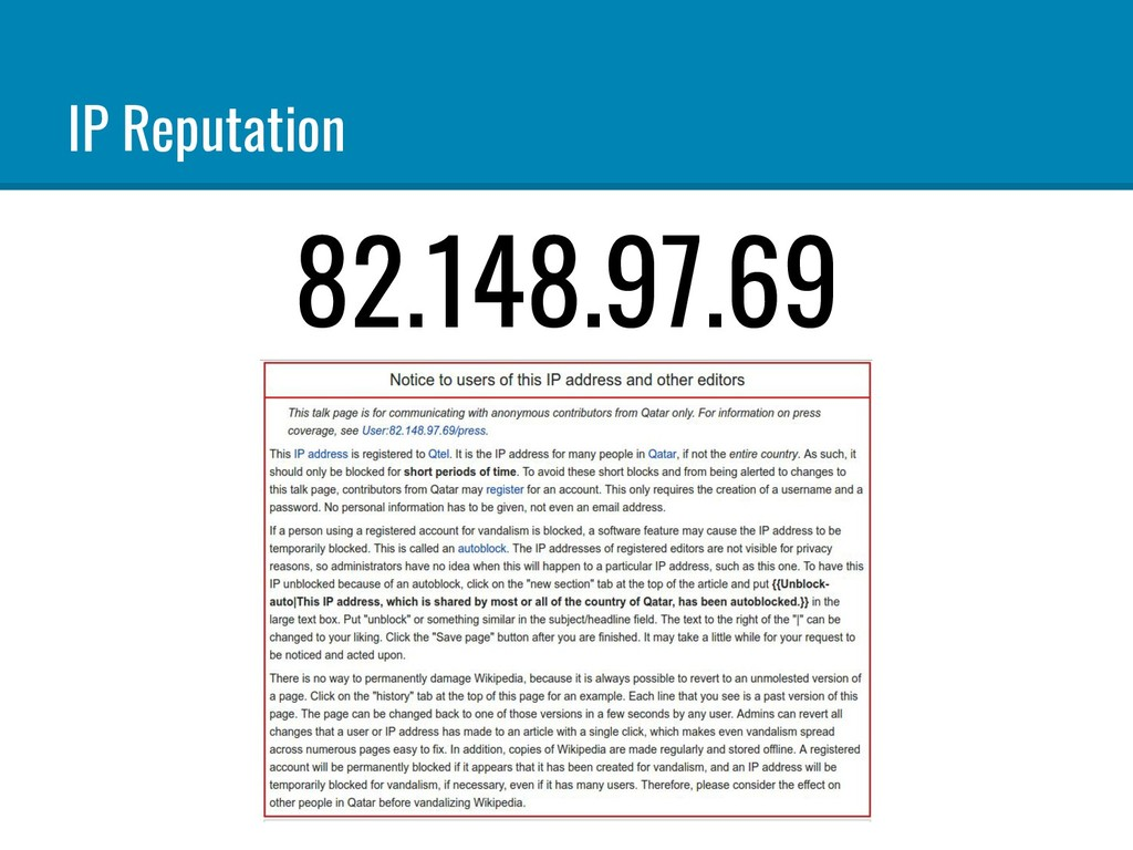 IP Reputation 82.148.97.69