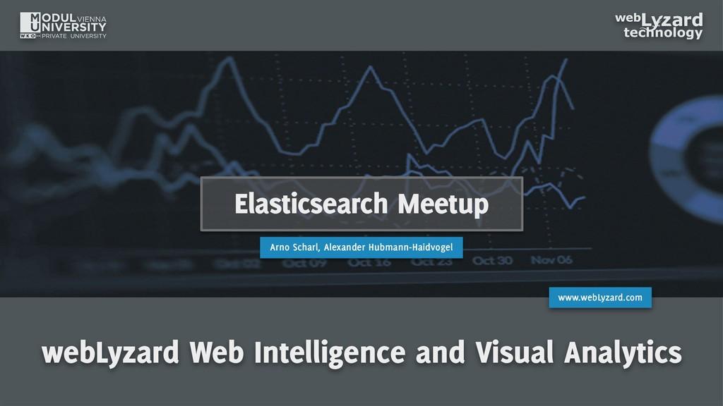 1 www.webLyzard.com webLyzard Web Intelligence ...