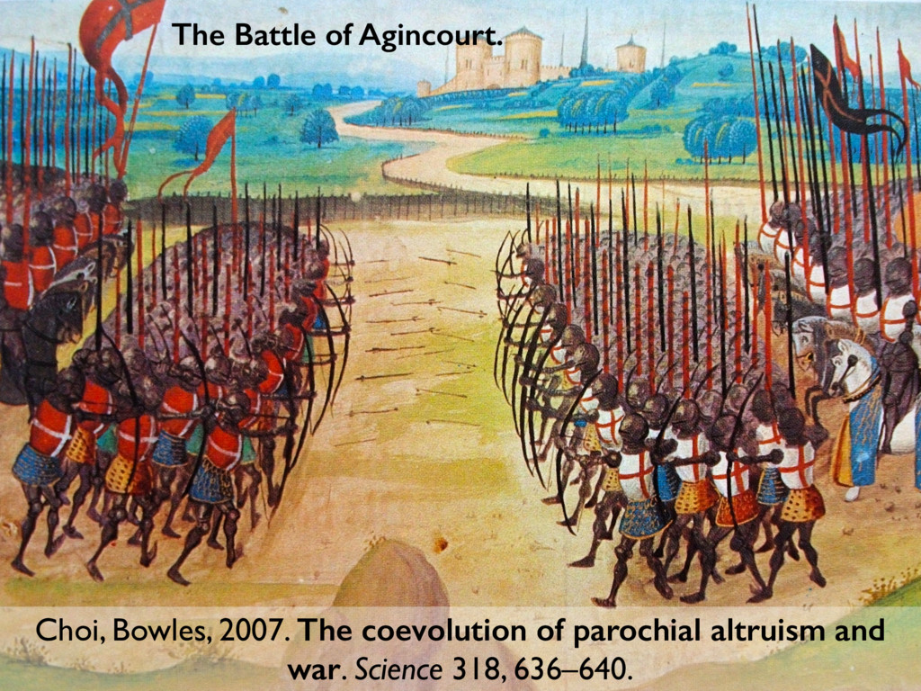 The Battle of Agincourt. Choi, Bowles, 2007. Th...