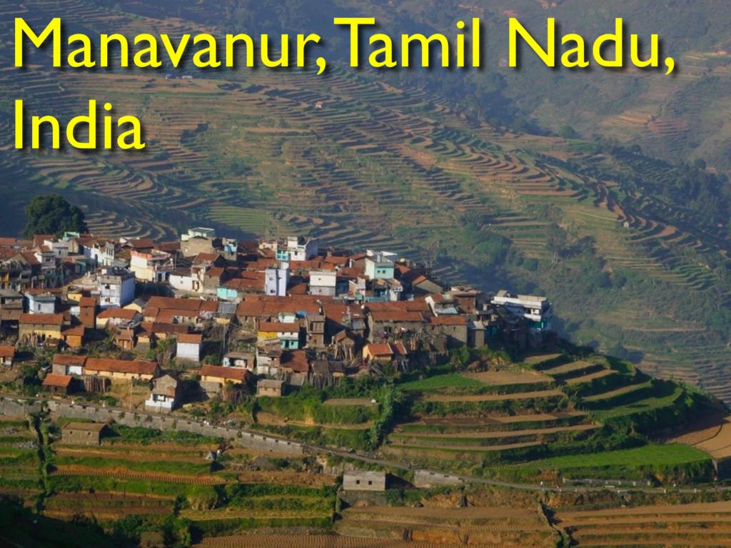 Manavanur, Tamil Nadu, India