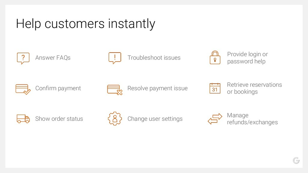 Answer FAQs Troubleshoot issues Resolve payment...
