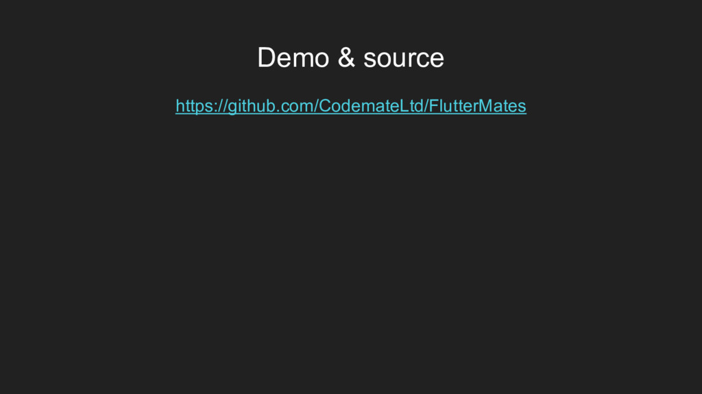 Demo & source https://github.com/CodemateLtd/Fl...