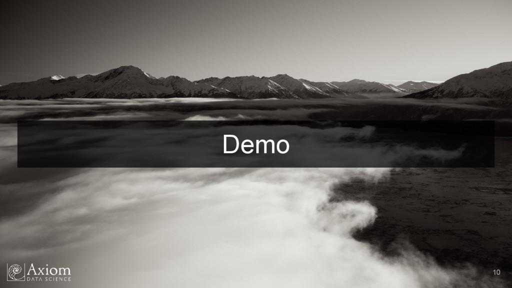 Demo 10