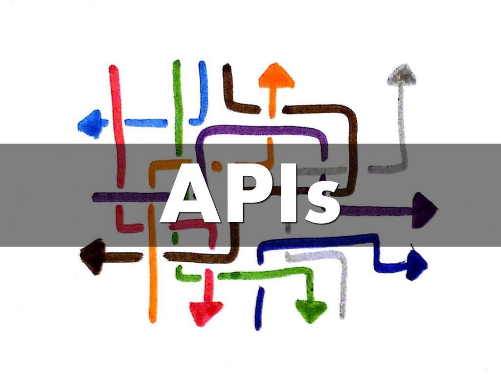 APIs cc: Tsahi Levent-Levi - https://www.flickr...