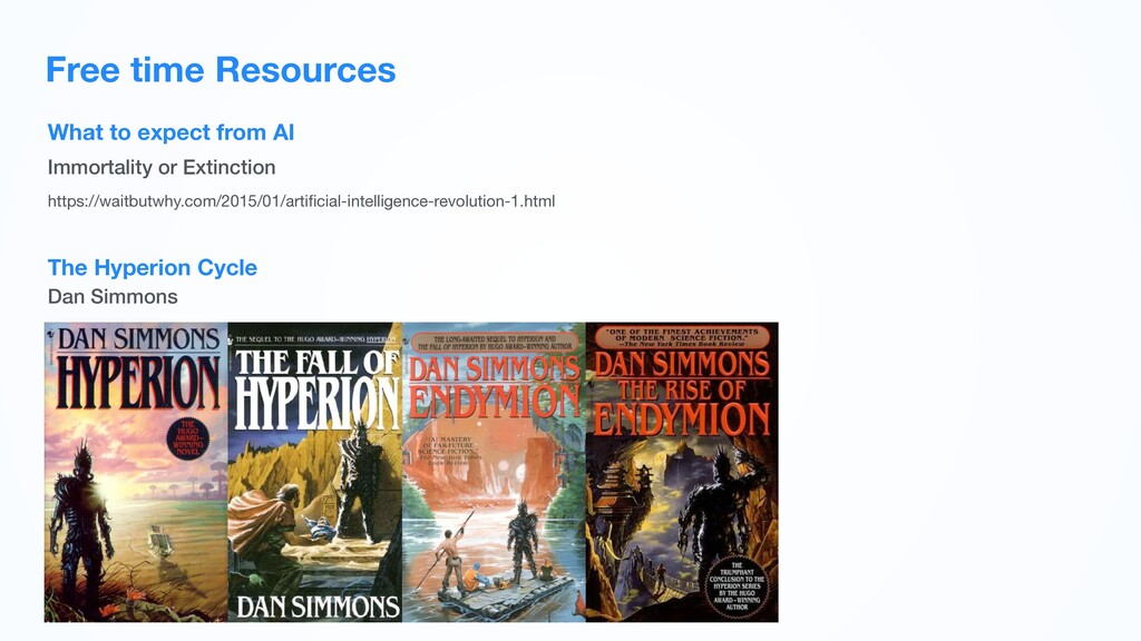 What to expect from AI Free time Resources Immo...