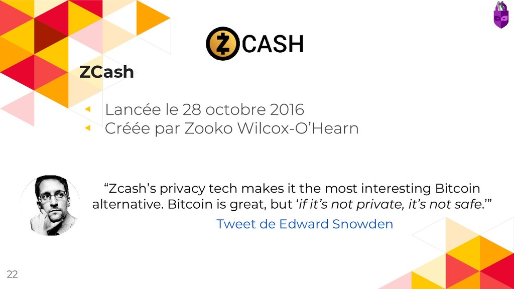 "ZCash ◂ ◂ ""Zcash's privacy tech makes it the mo..."