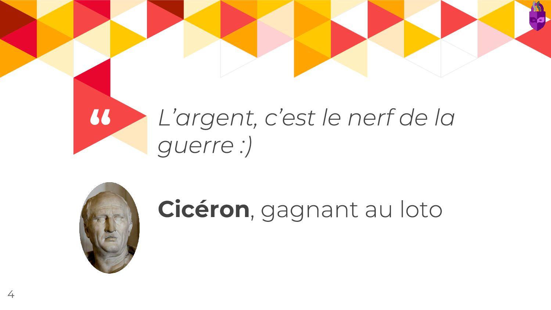 """ Cicéron 4"