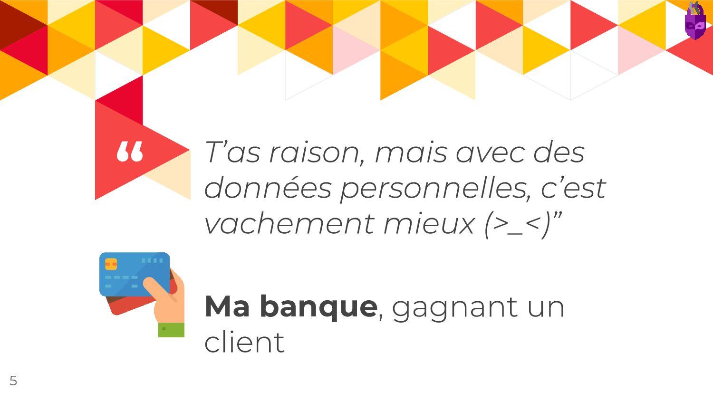 """"""" Ma banque 5"""