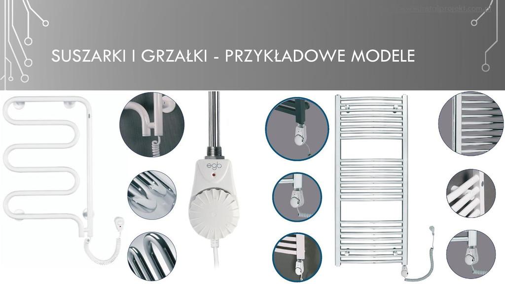 SUSZARKI I GRZAŁKI - PRZYKŁADOWE MODELE http://...