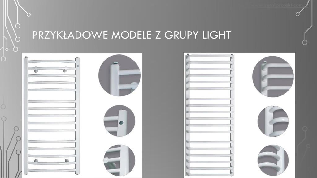 PRZYKŁADOWE MODELE Z GRUPY LIGHT http://www.ins...