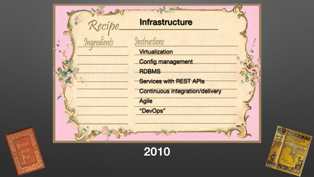 2010 Infrastructure Virtualization  Config manag...