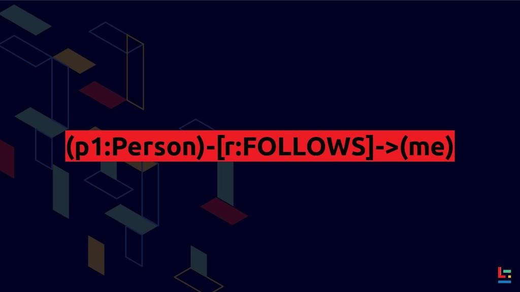 (p1:Person)-[r:FOLLOWS]->(me)