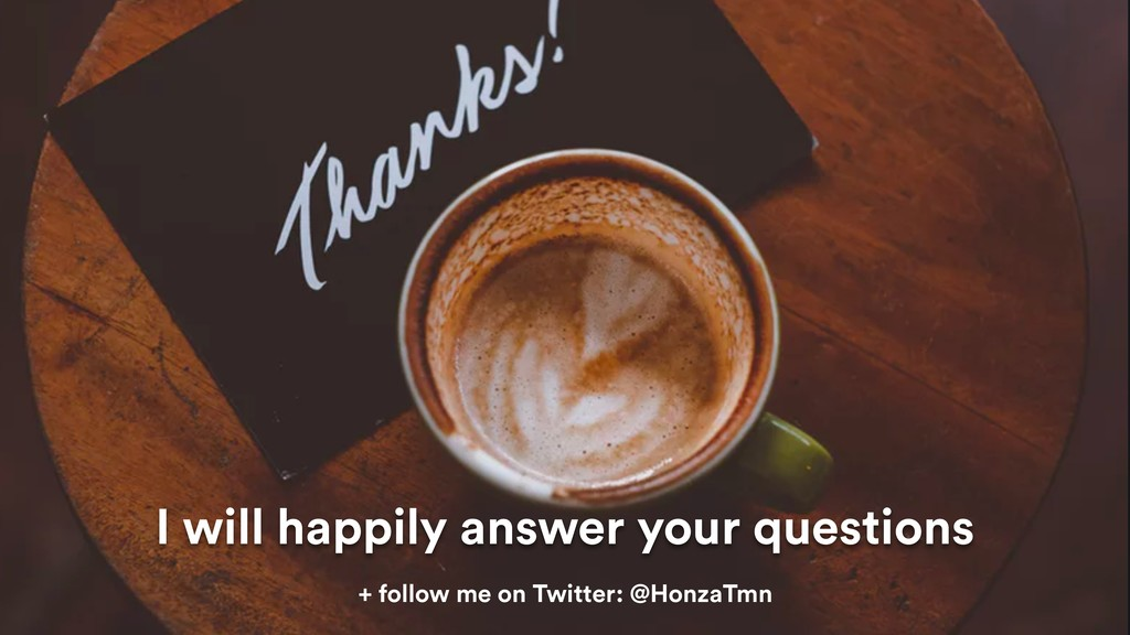 I will happily answer your questions + follow m...