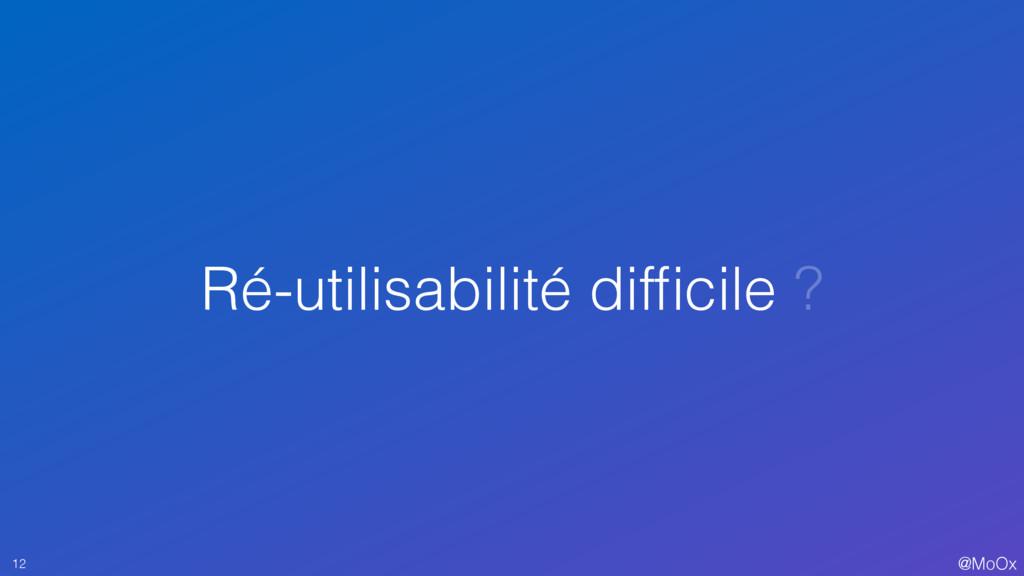 @MoOx Ré-utilisabilité difficile ? 12