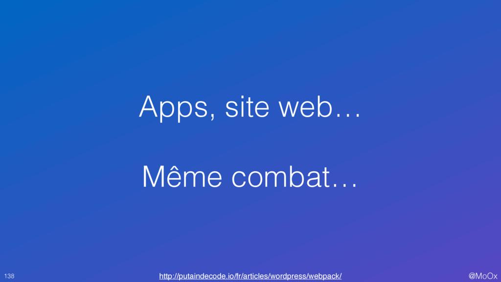 @MoOx Apps, site web… Même combat… 138 http://p...