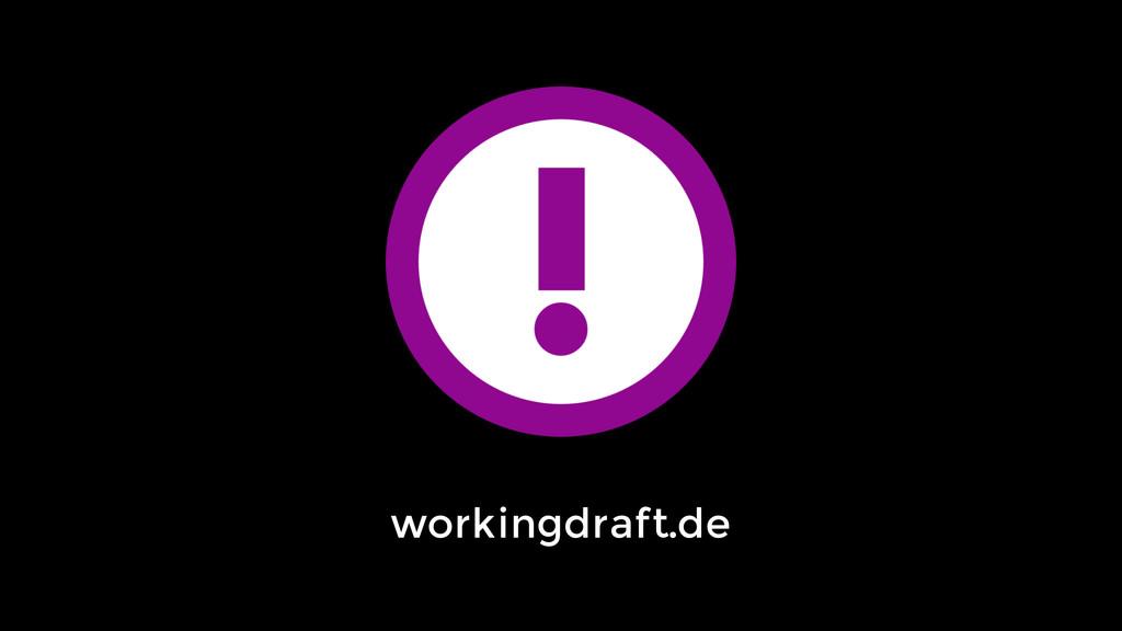 workingdraft.de