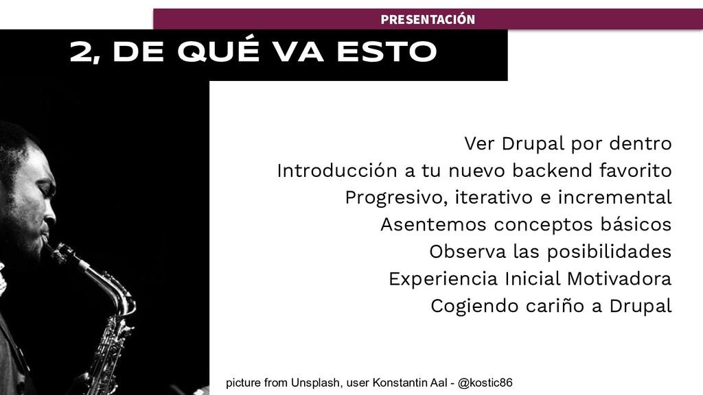 Ver Drupal por dentro Introducción a tu nuevo b...