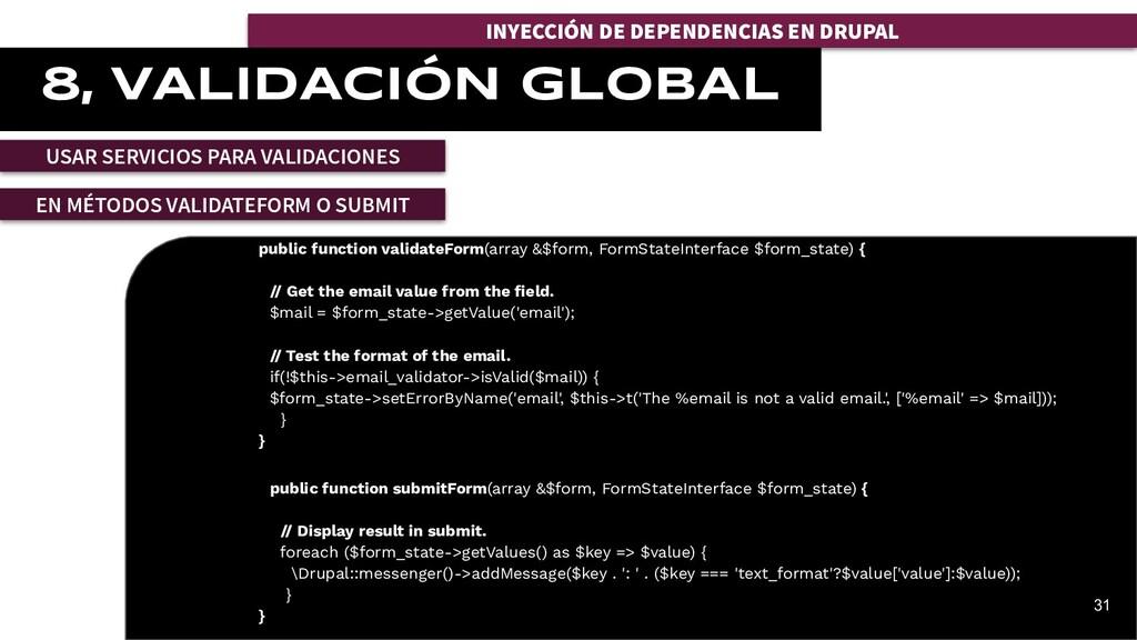 INYECCIÓN DE DEPENDENCIAS EN DRUPAL 31 public f...