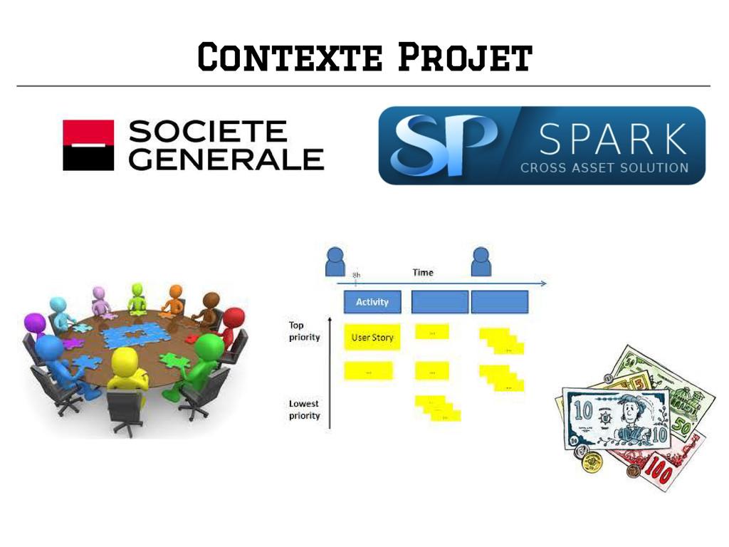 Contexte Projet