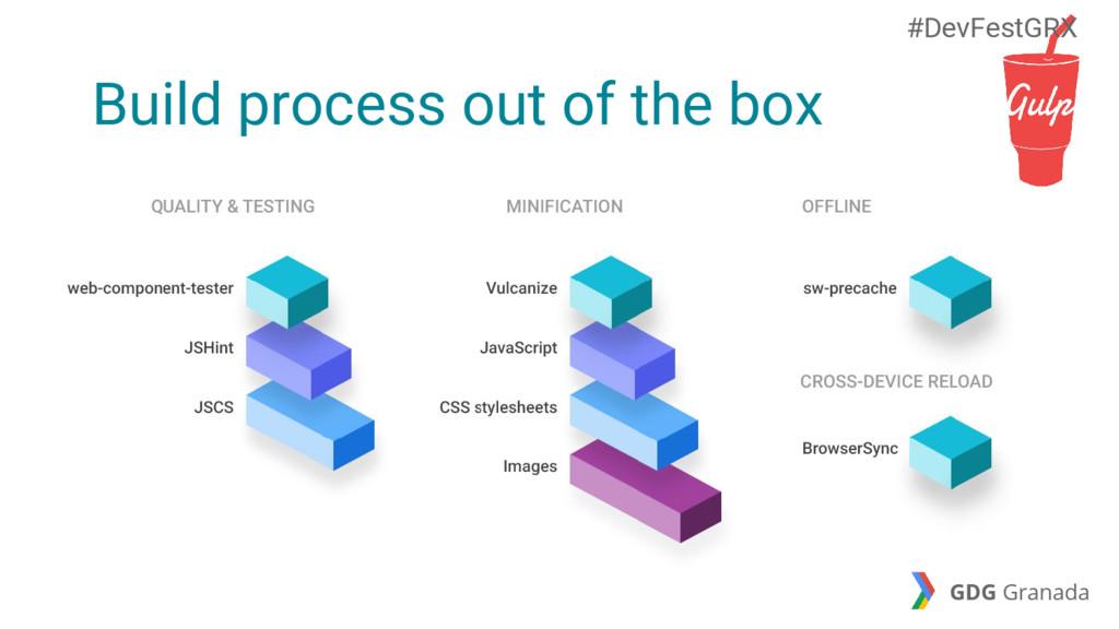 Build process out of the box #DevFestGRX GDG Gr...